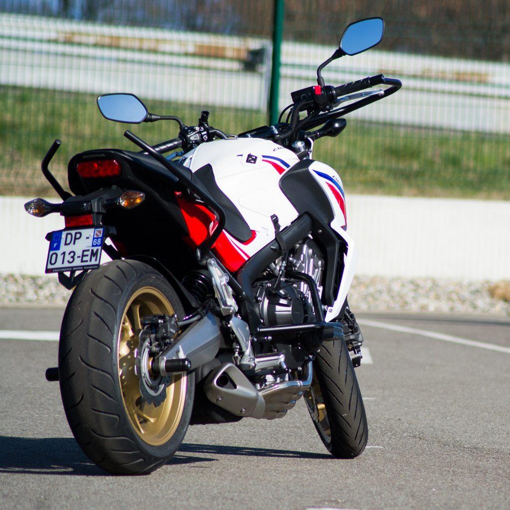 Permis moto Mulhouse habsheim piste