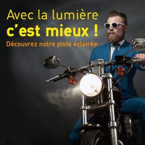 Moto piste habsheim auto école Mulhouse