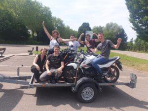 Permis moto auto remorque mulhouse haut-rhin